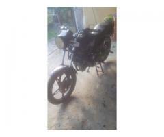 vendo mi moto KEEWAY SPEED   año 2012
