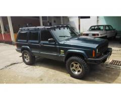 jeep cherokee año 99 full aire