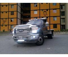 Super Duty Año 2011 4x4 se cambia por Chevrolet NPR.