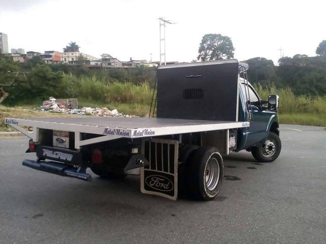 Super Duty Año 2011 4x4 se cambia por Chevrolet NPR. - 5/6
