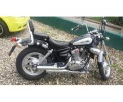 vendo o la cambio moto super shadows 250cc