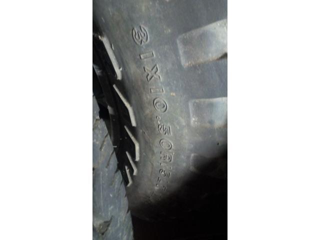 cauchos Firestone ATX 31x10.5R15 - 3/6