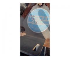 Porta caucho original para toyota autana y burbuja