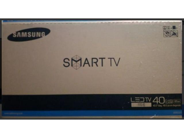 Samsung Smart Tv, 40 Pulgadas, 3d, Serie 6 con wifi y procesador dual core. - 2/4