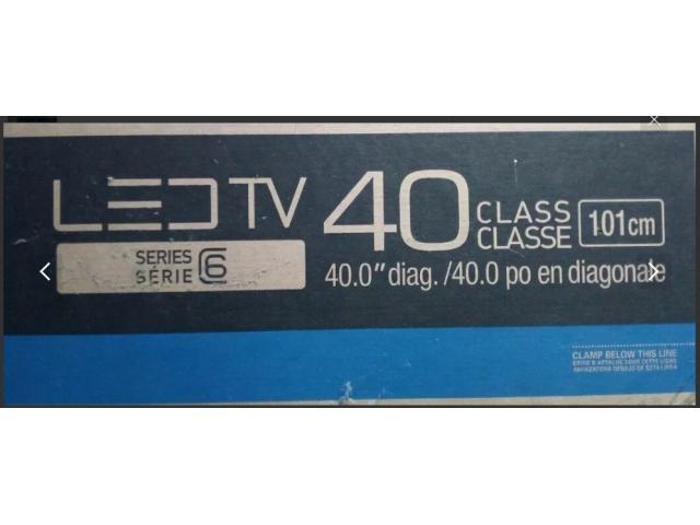 Samsung Smart Tv, 40 Pulgadas, 3d, Serie 6 con wifi y procesador dual core. - 4/4
