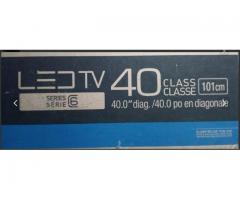 Samsung Smart Tv, 40 Pulgadas, 3d, Serie 6 con wifi y procesador dual core. - Imagen 4/4
