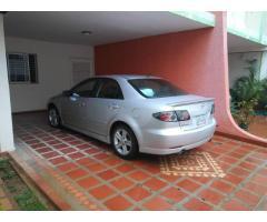 Vendo Mazda 6 año 2007 cero detalles