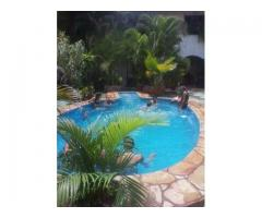 Alquiler de casa Vacacional en Guaracayal con piscina y aire acondicionado