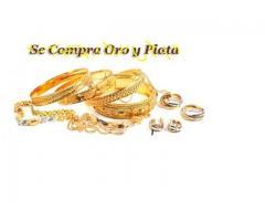 Se compra oro y plata
