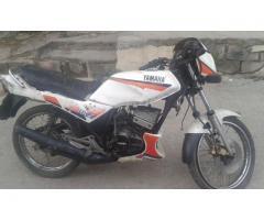 Yamaha modelazo rxz135 Guatire Miranda
