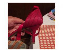 Sandalia de tancon alto