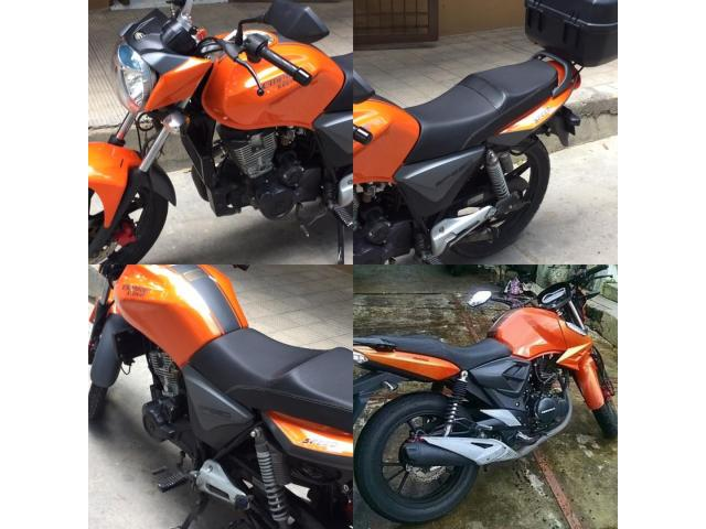 moto empire Speed  año  2013 - 1/2
