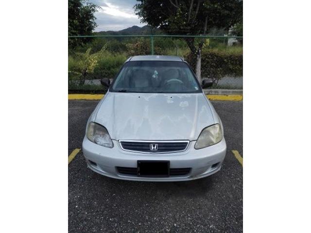 Honda Civic 1999 Sincronico - 1/6