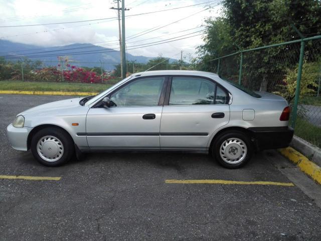 Honda Civic 1999 Sincronico - 6/6