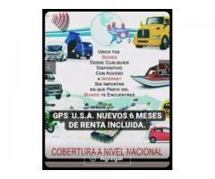SÚPER SISTEMA DE GPS U.S.A. NUEVOS. INSTALACIÓN EN CARACAS/ESTADO MIRANDA