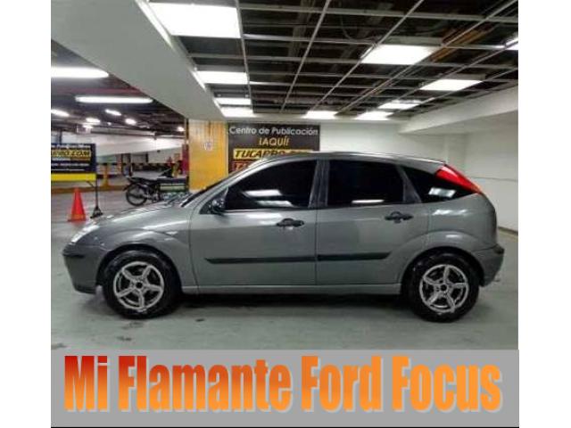 ford focus 2007 - 1/5