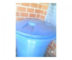 Tanque de agua de 1500 lts