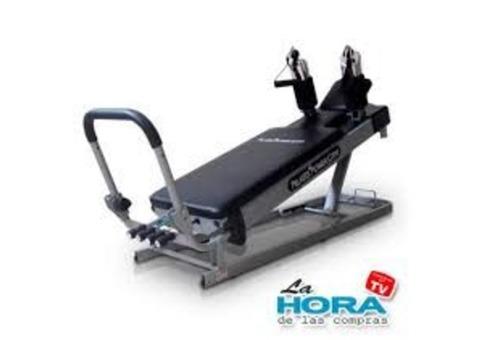 Pilates Power Gym 3-Elevation Mini Reformer Exercise System