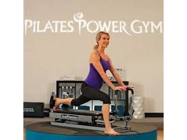 Pilates Power Gym 3-Elevation Mini Reformer Exercise System - 2/3