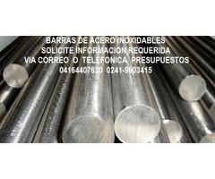 TUBOS REDONDOS DECORATIVOS EN ACERO INOXIDABLES SATINADOS. MEDIDAS VARIAS.