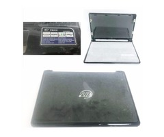 Laptop Procesador Intel Core i3. 2 Gb de Ram. 500 Gb de Disco Duro