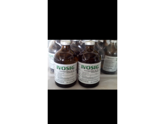 Paquete oxitetraciclina L.A - Ivosig - 1/2