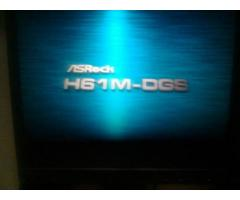 Computadora Intel(r) Pentium(r) Cpu G620