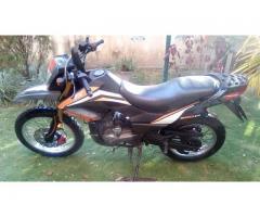 Moto TX 200 año 2013