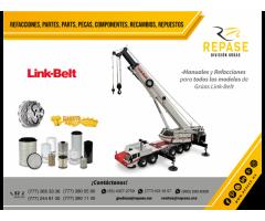 RECAMBIOS, MANUALES Y EQUIPOS LINK - BELT