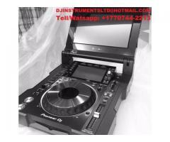 Vendo Pioneer ddj-Rzx / Pioneer djm-Tour1/ Pioneer xdj-Rx2