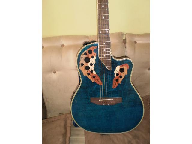 Guitarra Electroacustica Palmer Ovation - 1/5