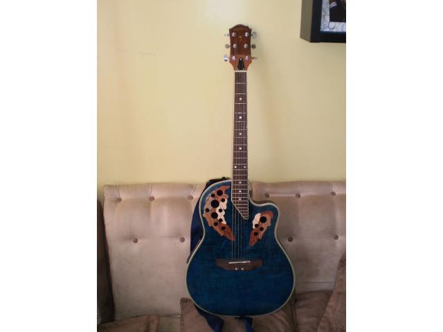 Guitarra Electroacustica Palmer Ovation - 2/5
