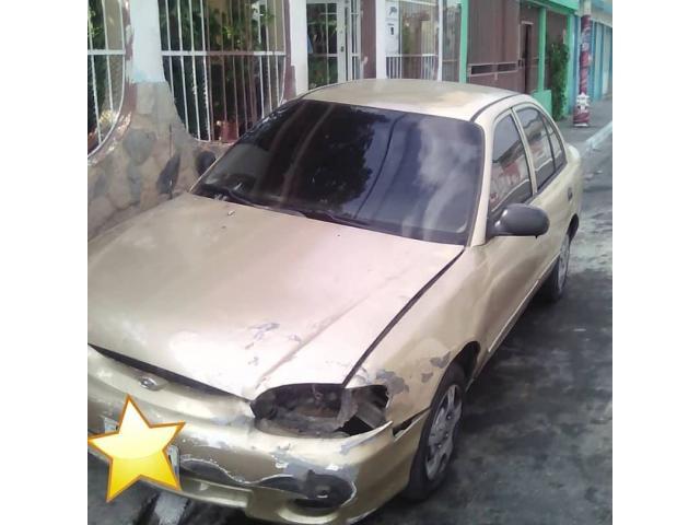 Se vende hyundai accent 2001 1.5 automatico - 2/6