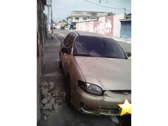 Se vende hyundai accent 2001 1.5 automatico - 3/6