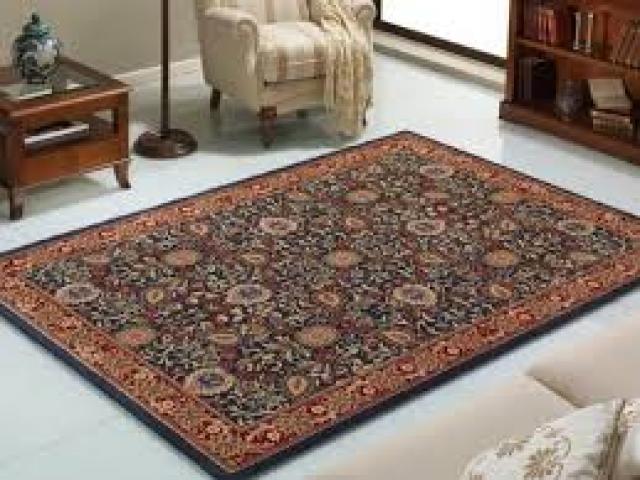 Aspirado y Lavado de alfombras persas - 1/1