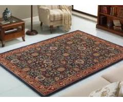Aspirado y Lavado de alfombras persas