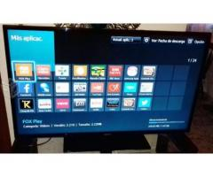 smart tv samsung 46 pulgadas