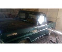 vendo camioneta ford pick-up 67 - Imagen 4/4