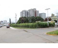 ala venta terreno en la av. bolívar sector la majai 20 mil verdes negociable 20 metros de frente po