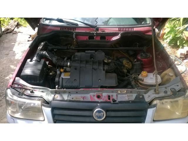 Fiat uno 2007 sedan sincronico - 2/6