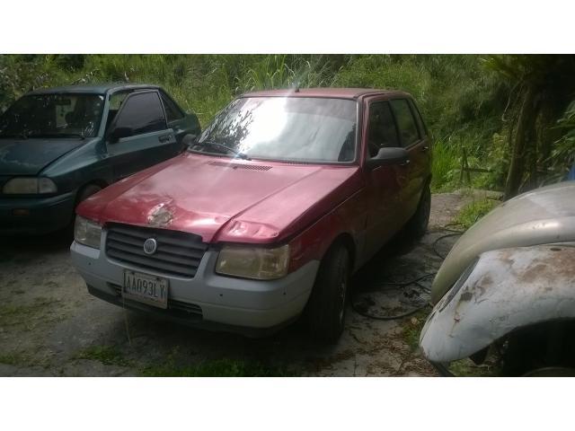 Fiat uno 2007 sedan sincronico - 3/6