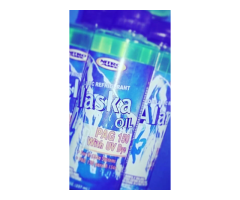 Aceite refrigerante alaska