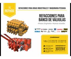 ADITAMENTOS PARA BANCO DE VÁLVULAS