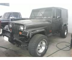 Jeep CJ-Wrangler 1992