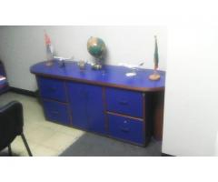 Mobiliario de oficina vendo urgente  - Ave.Urdaneta Caracas