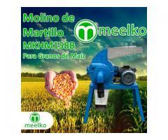 Molino de Martillo MKHM158B Para Granos de Maíz