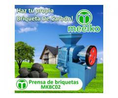 Prensa de Briquetas MKBC02