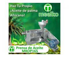 Prensa de Aceite MKOP165 Meelko
