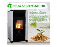 Estufa de Pellets MK-P01 Meelko