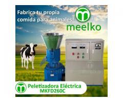 Peletizadora Electrica MKFD260C Meelko